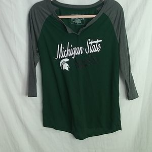 Campus Heritage Collection Michigan State sports T